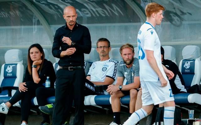 Nestor El Maestro, Trainer von Sturm Graz, entschuldigte sich nach einem Ausraster