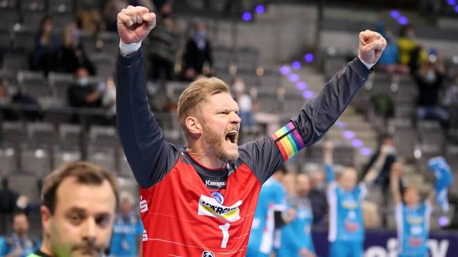 Johannes Bitter war der Matchwinner für TVB Stuttgart