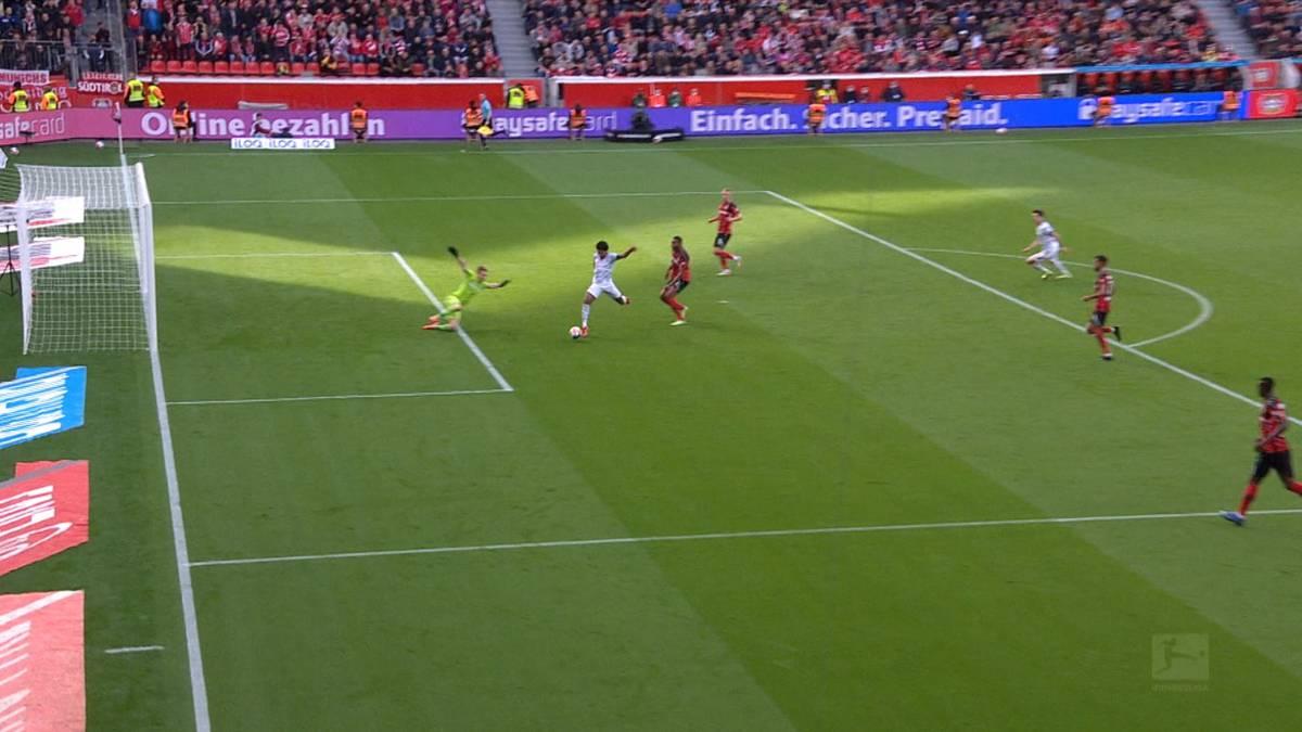 5:0 nach 37 Minuten! Die große Bayern-Gala im Video