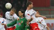 Rot-Weiss Oberhausen v FC Augsburg - 2. Bundesliga