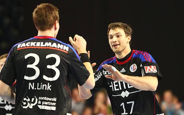 Nationalspieler Nikolai Link spielt mit Erlangen erneut in der DKB HBL