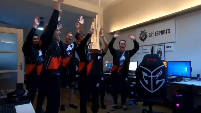 G2 Esports besiegt im Spring-Split-Finale Fnatic und sicherte sich zum siebten Mal die Trophäe der höchsten europäischen Spielklasse in League of Legends