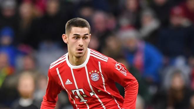 Meritan Shabani spielt in der U19 des FC Bayern