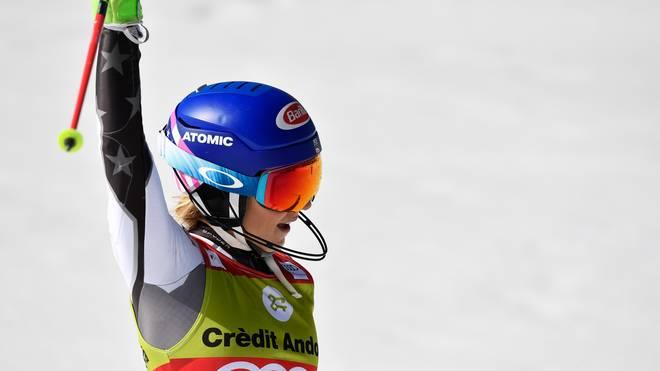 Mikaela Shiffrin hat Ski-Geschichte geschrieben