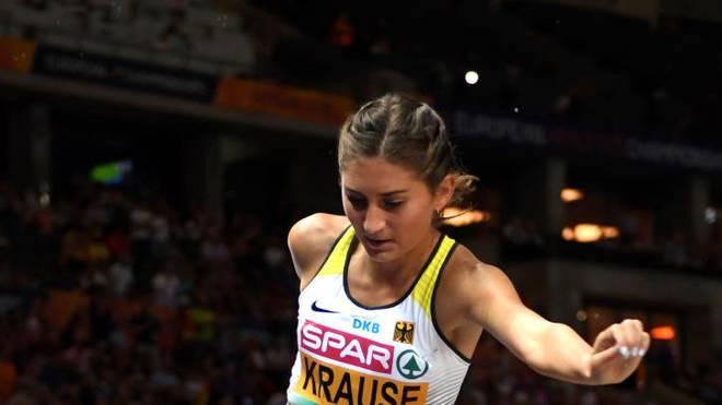 Für Gesa-Felicitas Krause geht es am ersten Tag bereits mit den Vorläufen über 3000m Hindernis los