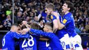 17. Januar: der FC Schalke besiegt Gladbach mit 2:0. Es ist der einzige Ligasieg der Königsblauen im gesamten Jahr.