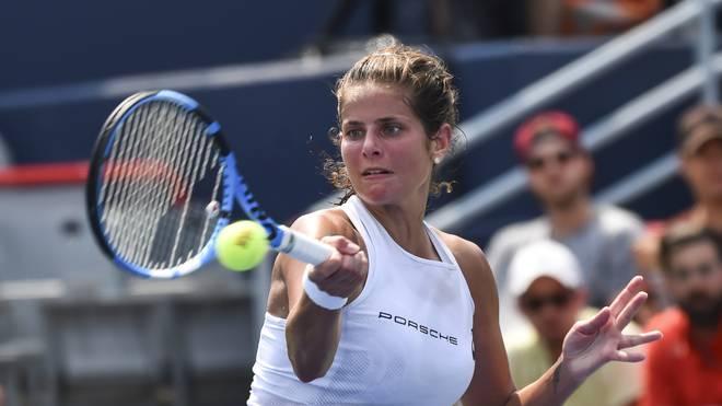 Tennis: Julia Görges in Weltrangliste auf Platz neun geklettert