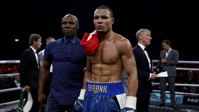Chris Eubank Jr. v Avni Yildirim - Ali Trophy