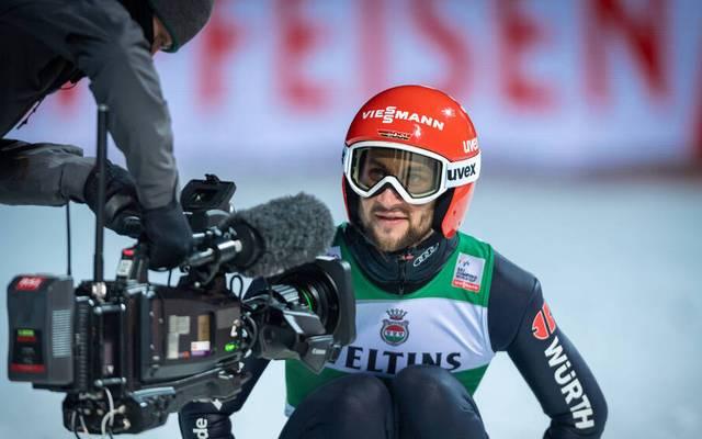 Markus Eisenbichler startete furios in die Saison 2020/21