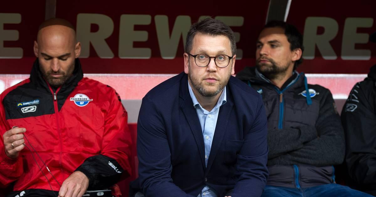 """SC Paderborn: Boss Przondziono - """"... dann geht uns die Luft aus"""""""