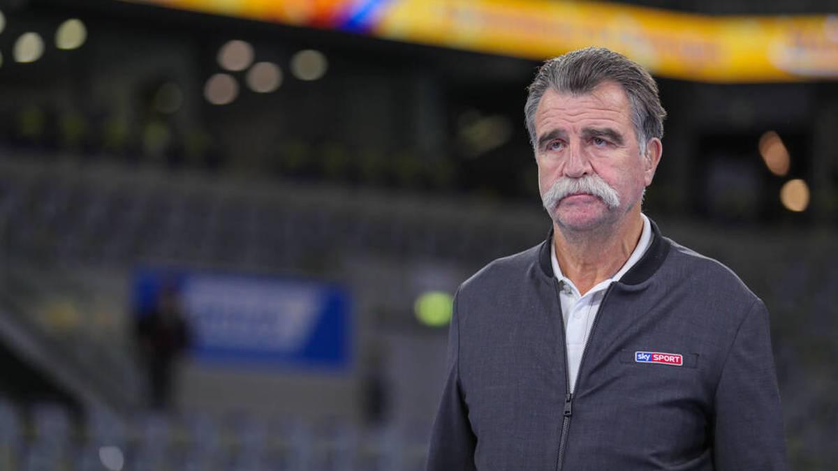 Heiner Brand wurde mit dem DHB-Team 2007 Handball-Weltmeister