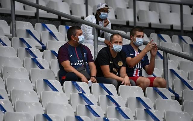 Einige Fans dürfen in Frankreich wieder rein - aber bei weitem nicht alle