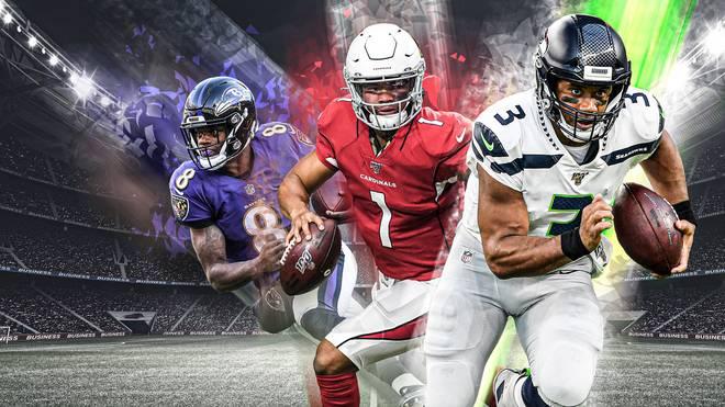 NFL: Mobile Quarterbacks