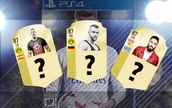 Das FIFA 18 Deutschrap-Dreamteam