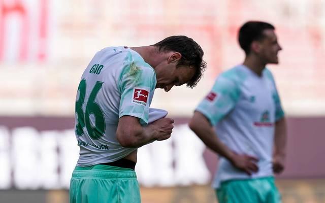 Werder Bremen hat sieben Spiele in Folge nicht mehr gewonnen