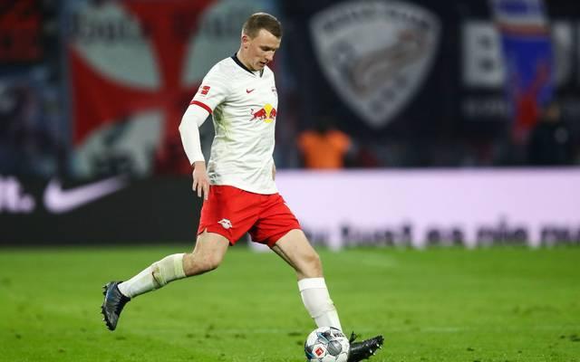 Auch Lukas Klostermann steht RB Leipzig wieder zur Verfügung