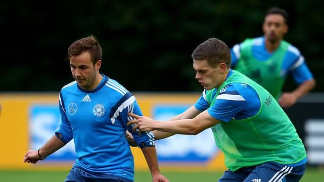 Matthias Ginter soll im Fokus von Atlético Madrid und Tottenham Hotspur stehen