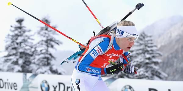 Biathlon Ruhpolding
