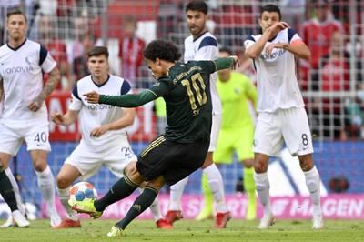 Seit der Kritik an ihm nach dem Spiel gegen Köln befindet sich Leroy Sané deutlich im Aufwärtstrend. Im Duell mit Bochum verzeichnet der Starspieler des FC Bayern eine bemerkenswerte Statistik.
