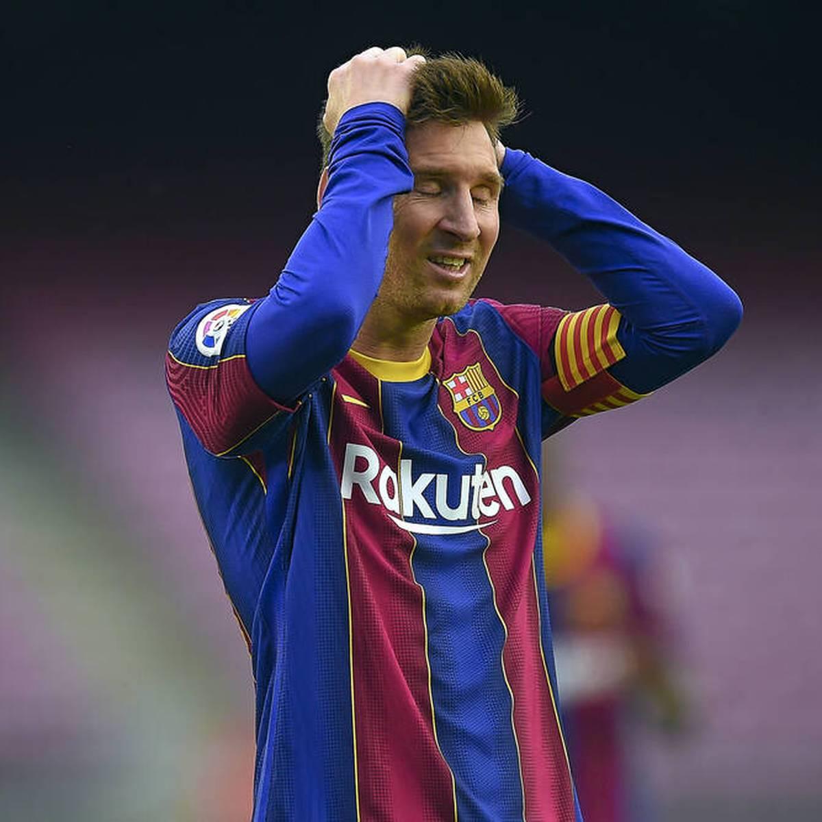 Hammer! Messi nicht zurück zu Barca