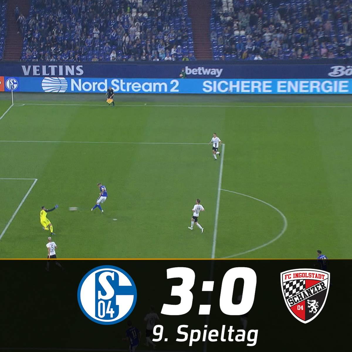Irrer Scherenschlag von Schalke-Bubi: Diesen Treffer müssen Sie sehen