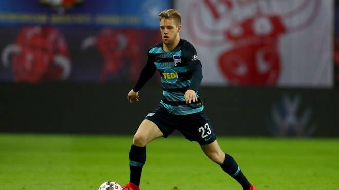 Arne Meier von Hertha BSC