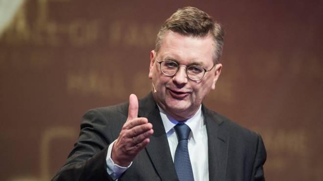 Reinhard Grindel äußert sich zu den Unruhen beim DFB