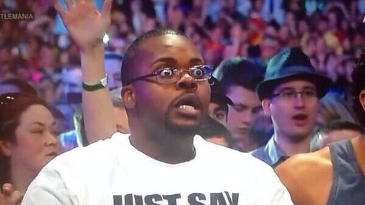 WWE-Fan Ellis Mbeh wurde nach der Undertaker-Niederlage zum Kult