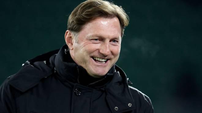 Ralph Hasenhüttl will noch lange bei RB Leipzig bleiben