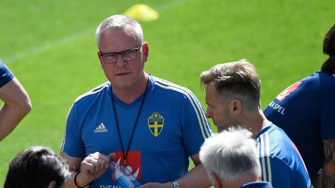 Janne Andersson ist seit 2016 schwedischer Nationaltrainer