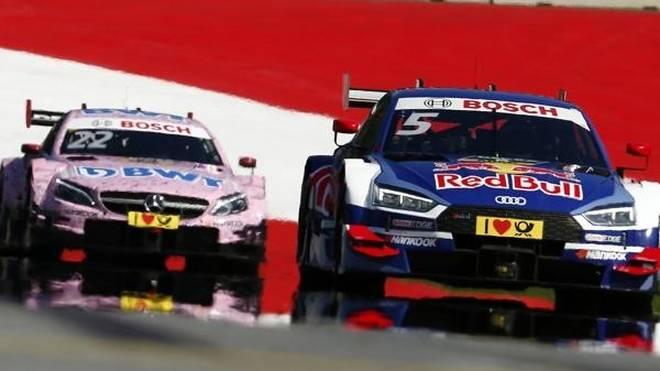 BWT und Red Bull ziehen sich als Sponsoren aus der DTM zurück