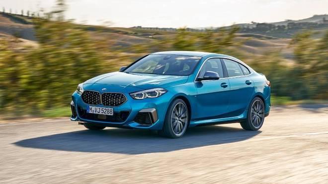 Kompakte Limousine mit coupéhafter Anmutung: BMW bringt das 2er Gran Coupé ab 31.950 Euro auf den Markt