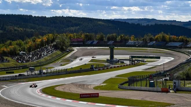 Das Trainings-Debüt von Mick Schumacher am Nürburgring fiel aus