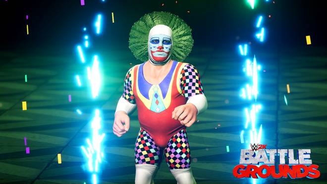 WWE 2k Battlegrounds Update - McMahon, Paige & Ricky Steamboat