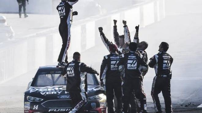Clint Bowyer hat die Freude am NASCAR-Sport neu entdeckt