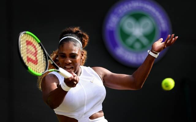 Wimbledon 2019 - Serena Williams gegen Julia Görges live