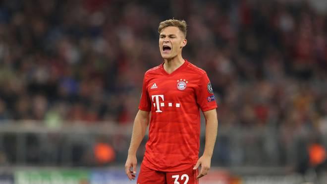 Beim FC Bayern ist Joshua Kimmich von Sportdirektor Hasan Salihamidzic ermahnt worden