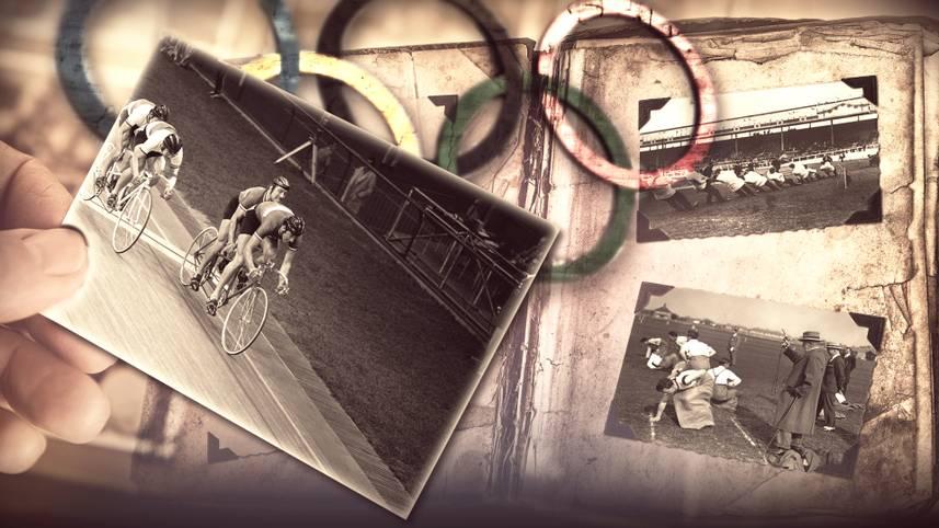 Ob Tauziehen, Sackhüpfen oder tödlicher Waffengebrauch. Die Disziplinen bei den Olympischen Spielen waren häufig ausgefallen. SPORT1 zeigt die kuriosesten Wettbewerbe