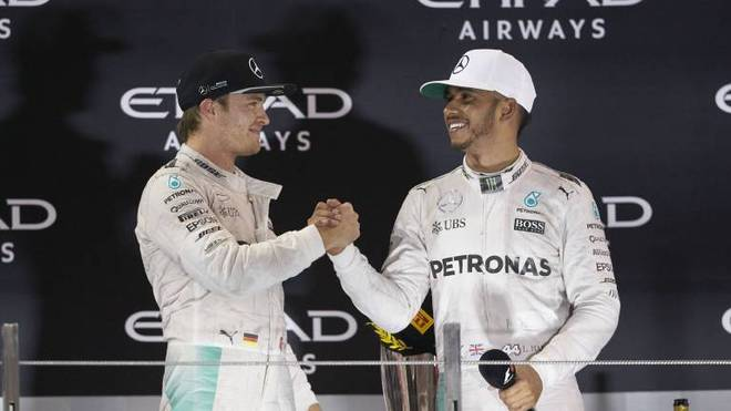 Nico Rosberg spricht über die Rolle von Lewis Hamilton