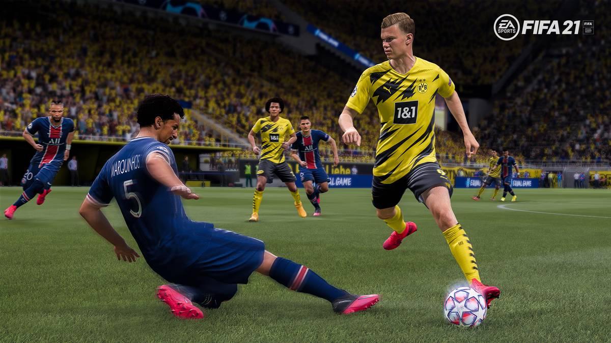 FIFA 21 will mit vielen spielerischen Neuerungen überzeugen