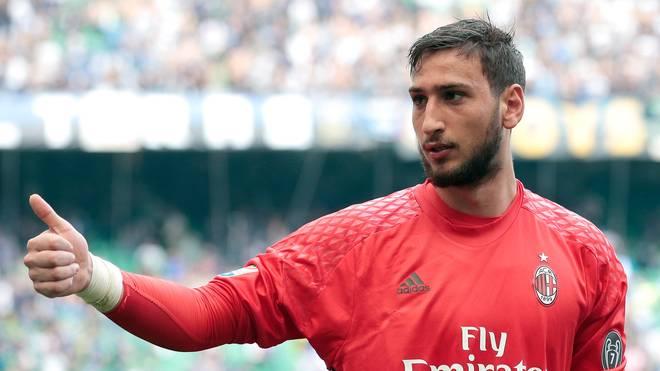 Gianluigi Donnarumma könnte nun doch beim AC Mailand bleiben