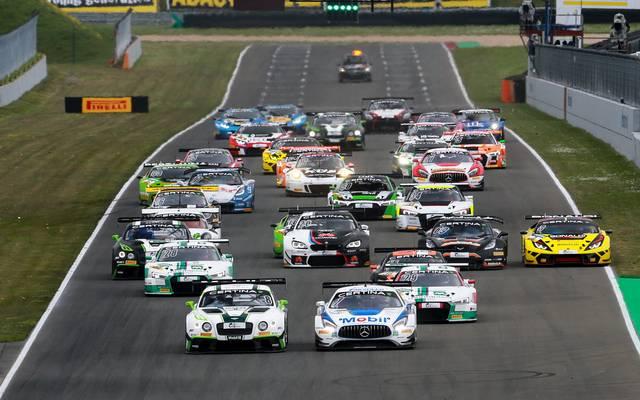Gastpiloten beim GT Masters