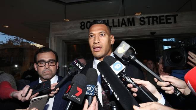 Das Comeback von Rugby-Superstars Israel Folau im Trikot des Inselstaats Tonga droht zu scheitern