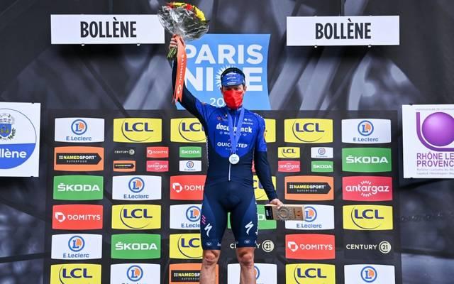 Sam Bennett gewinnt die 5. Etappe der Fernfahrt Paris-Nizza