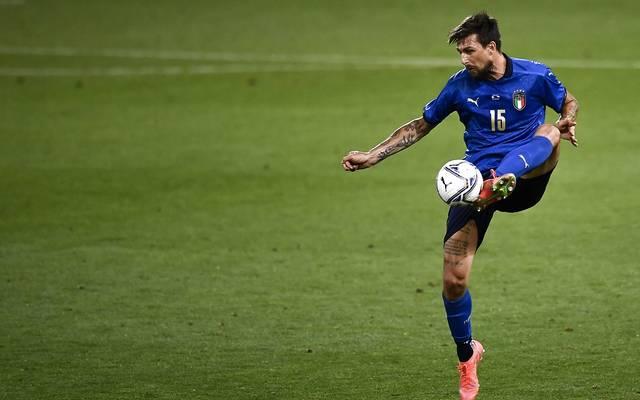 Francesco Acerbi hat bislang 14 Länderspiele für Italien bestritten
