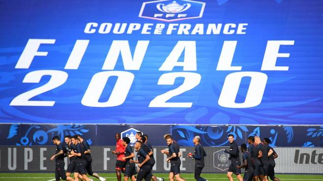 Paris Saint-Germain geht als Favorit in das Finale des Coupe de France