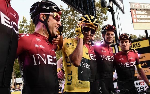 Der Sieger der Tour de France bekommt eine halbe Million Euro