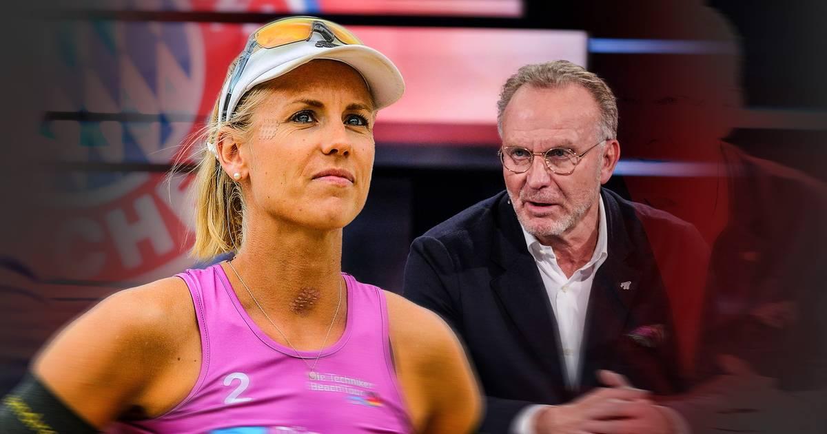 Beachvolleyball: Karla Borger mit Kritik an Katar-Turnier und Rummenigge