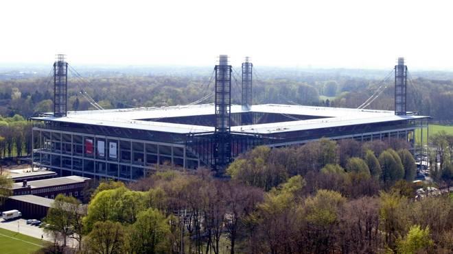 Das RheinEnergie-Stadion soll bald Platz für 60000 Zuschauer bieten