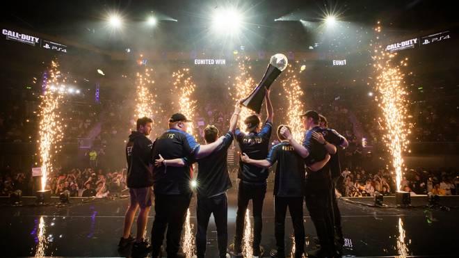 eUnited ist Sieger der CWL Championship 2019
